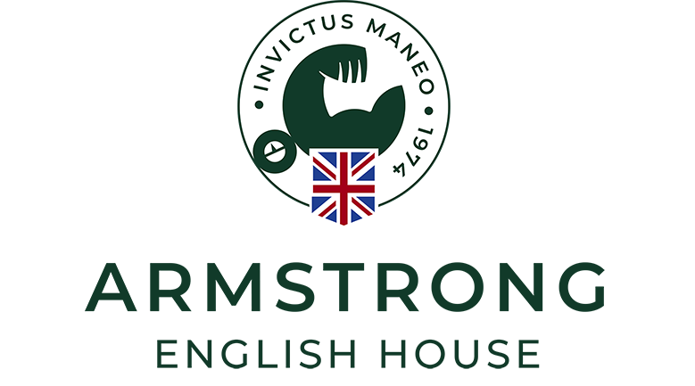 Associazione Culturale Armstrong English House Logo